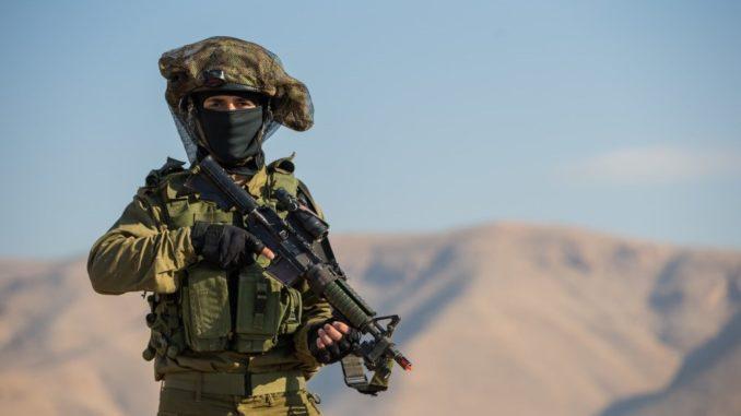IDF Commando Brigade Prepares to Fight Hezbollah 1