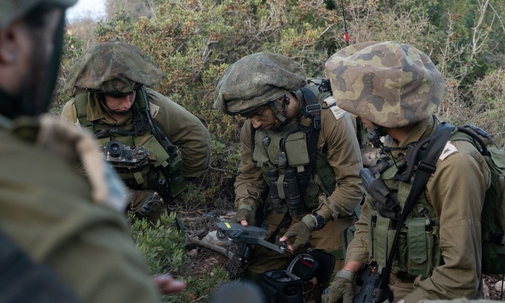 IDF Recruits High-Tech Soldiers for New 'Delta Force' 1