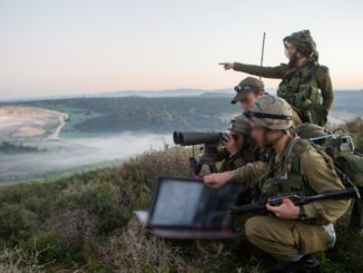 IDF Electronic Warfare Unit vs. Iranian Drone Threat 3