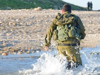 Israeli Terror Drill Simulates Beach Attack Near Lebanon 1