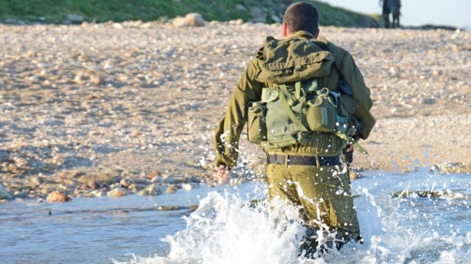 Israeli Terror Drill Simulates Beach Attack Near Lebanon 1