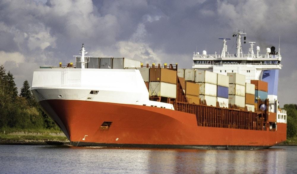 Iranian Spy Ship Attacked in Red Sea Near Yemen 1