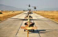 IDF Attack Helicopters Hold Lebanon, Gaza War Drills
