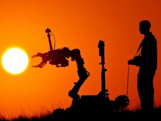 Israel Building Robot Army for Future Wars 4