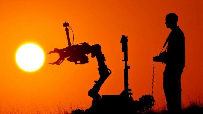 Israel Building Robot Army for Future Wars 10