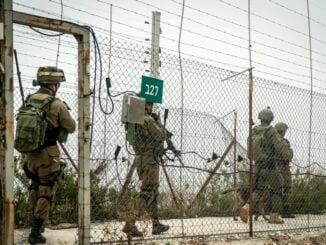 IDF Crosses Lebanon Border Fence to Collect Intelligence 2