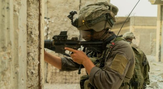 IDF Simulates Raid on Lebanese Village in Golan Drill 2