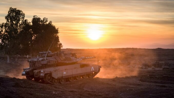 Israel Expects New War in Gaza in Weeks or Months 1