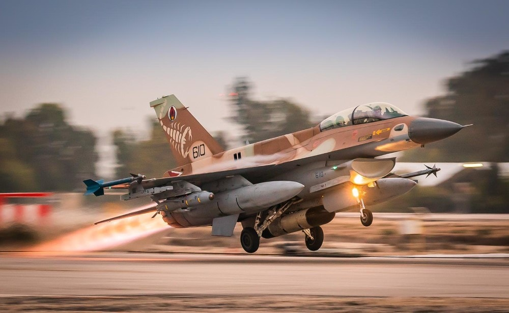 Air Force Trains for Intensive Strike Ops in Northern Arena 1