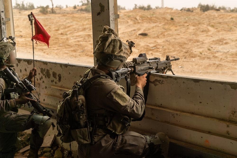 Is Israel Planning Large Assault on Gaza Terror Groups? 1