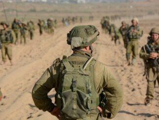 High Risk of Flareup in Gaza; IDF Ready for Battle 4