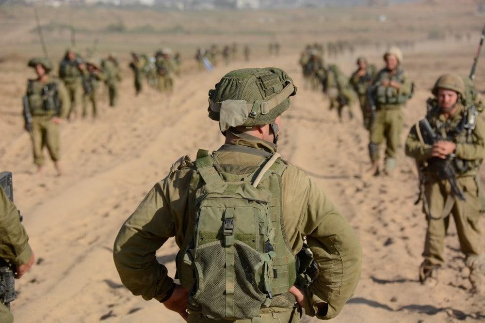 High Risk of Flareup in Gaza; IDF Ready for Battle 1