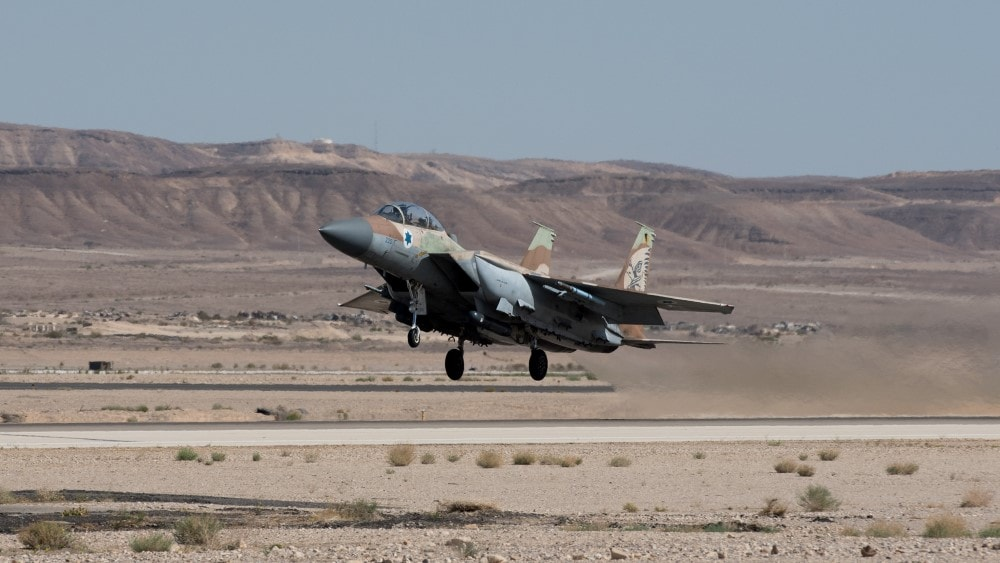 Israel Shares Strike Plans With US As Iran Boosts Defenses 1