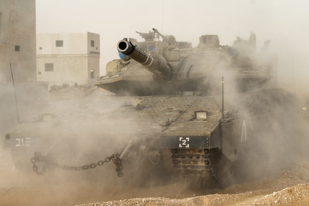 IDF on Alert for Military Clash With Hezbollah Soon 1