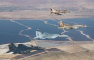 Israel, US Air Forces Step Up Joint War Training
