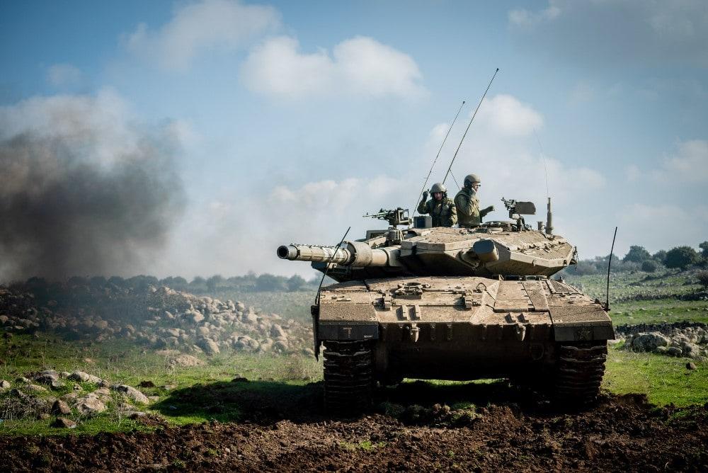 Israel at War in 2021? Scenarios & Predictions 1