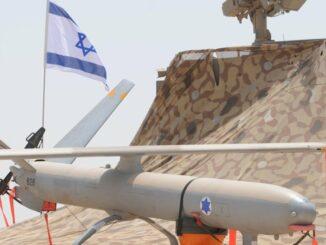 Israeli Air Force Engaged in Rapid Buildup of UAV Fleet 6
