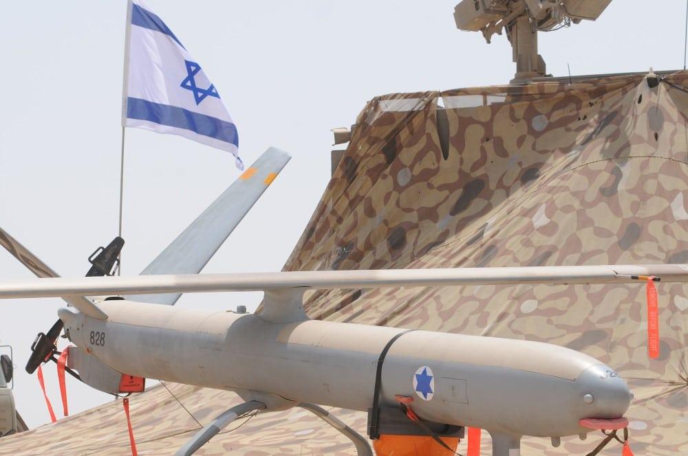 Israeli Air Force Engaged in Rapid Buildup of UAV Fleet 1
