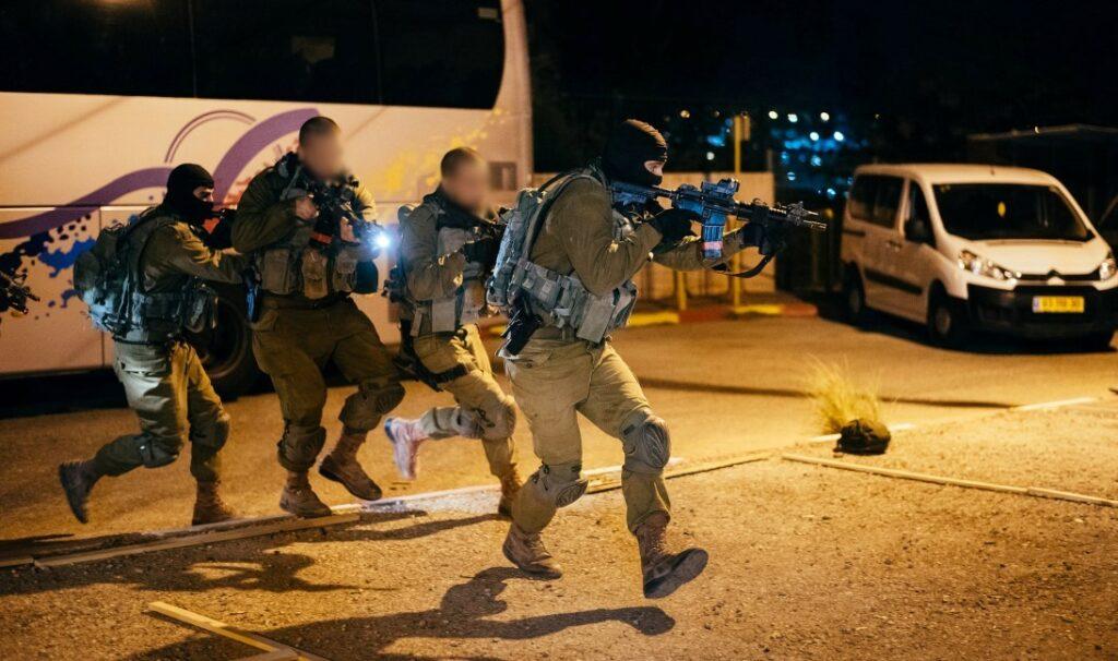 6 Terrorists Escape From Israeli Prison; Manhunt Launched 1