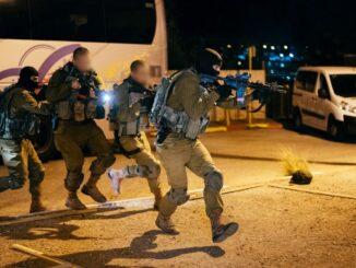 6 Terrorists Escape From Israeli Prison; Manhunt Launched 4