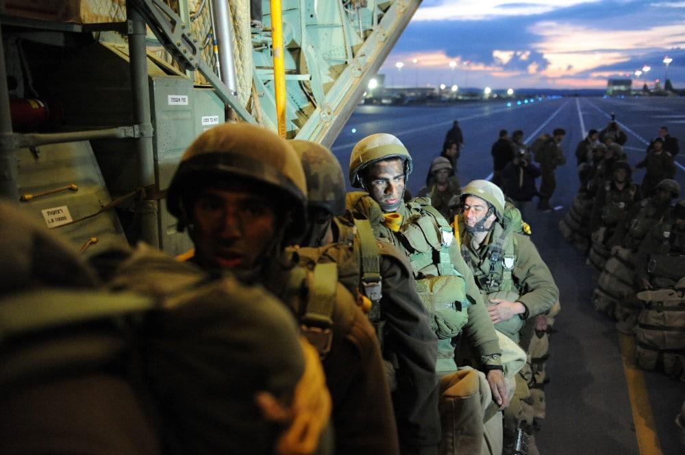 IDF Boosts Combat Airlift Training and War Logistics 1