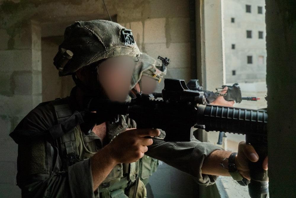 IDF Kills 5 Terrorists in West Bank Raid on Hamas Cells 1