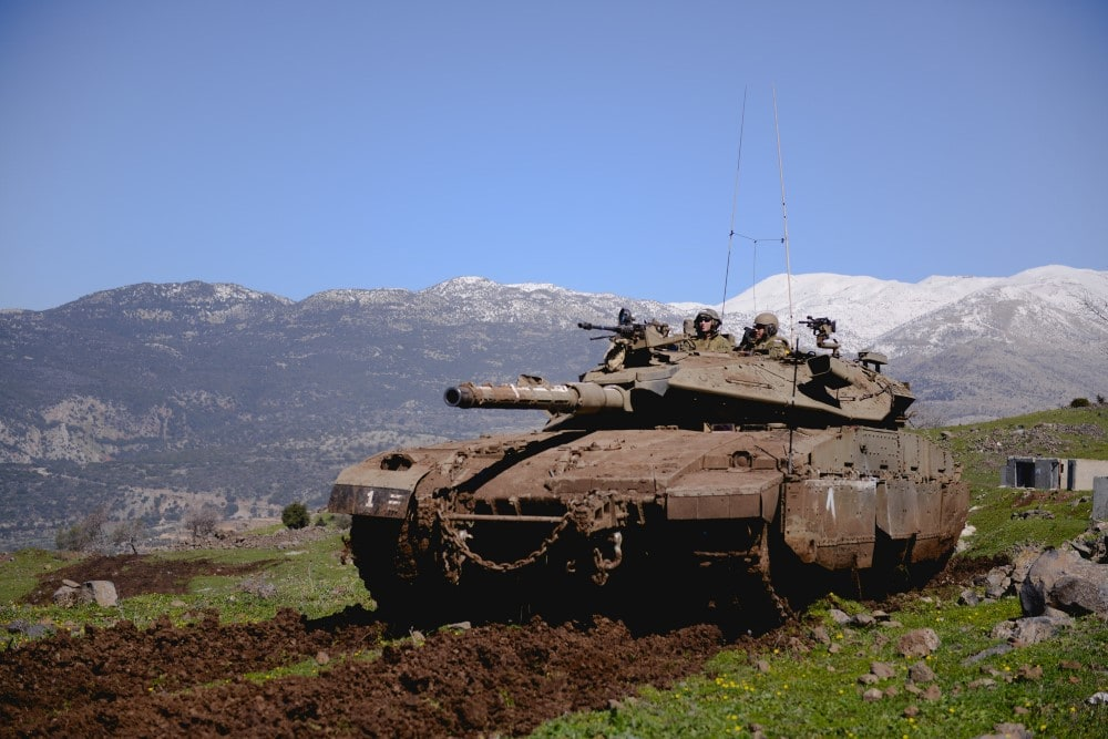 IDF Sets Up New Reserve Force for Mountain Warfare 1