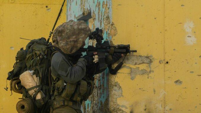 IDF Plans Major Operation in West Bank Terror Capital 1