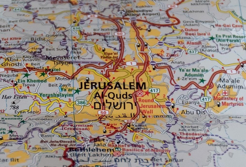 Israel Elevates Terror Alert After Jerusalem Stabbing 1