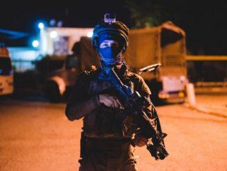 Israeli Security Forces Capture Top Fugitive Zubeidi 3