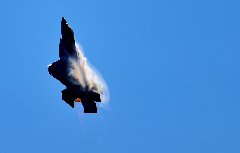 Israel Upgrades F-35s With Secret Tech for Iran Strike 1